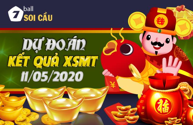 Soi cầu XSMT Phú Yên ngày 11/05/2020