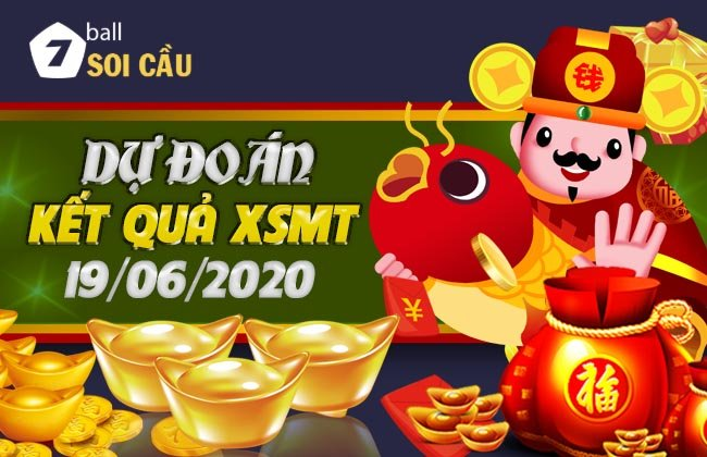 Soi cầu XSMT ngày 19 tháng 6 năm 2020