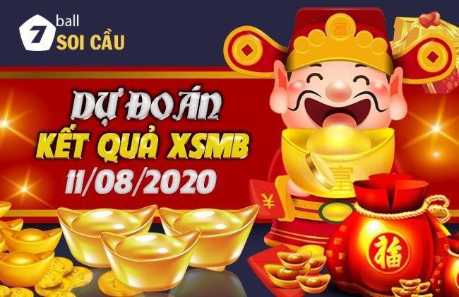 Soi cầu XSMB ngày 11/08/2020
